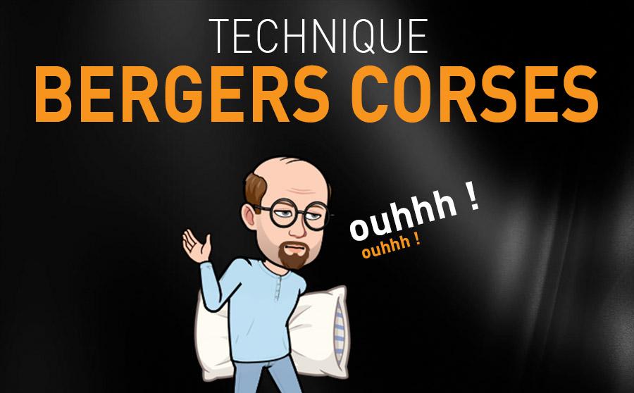 LES BERGERS CORSES