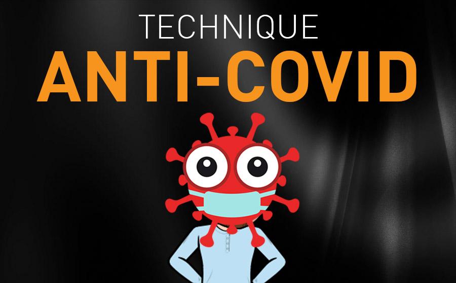 TECHNIQUE VOCALE ANTI COVID